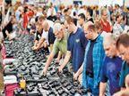 बंदुकीचा व्यवसाय : प्रतिबंध आणि ओबामा|विदेश,International - Divya Marathi