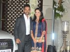 PHOTOS: पाहा, क्रिकेटर रोहित शर्माच्या राजेशाही लग्नाचा फुल अल्बम|स्पोर्ट्स,Sports - Divya Marathi