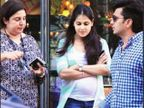 Good News Again: बेबी बंपसोबत दिसली जेनेलिया, दुस-यांदा बाबा होणारेय रितेश| - Divya Marathi