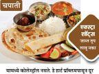 भारतीय थाळीमध्ये आहेत आरोग्याचे 9 मोठे फायदे,  तुम्हाला माहिती नसतील...| - Divya Marathi