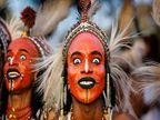 हे आदिवासी दुस-याची पत्नी नेतात पळून अन् करतात लग्न|विदेश,International - Divya Marathi