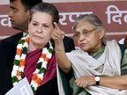 यूपी विधानसभा निवडणूक : शीला दीक्षित काँग्रेसचा चेहरा|देश,National - Divya Marathi