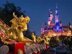 चार किलोमीटरवर पसरलंय चीनचे हे डिस्नीलँड, खर्च आला 36 हजार कोटी|विदेश,International - Divya Marathi