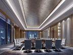 चीनमधील सर्वात लक्झरियस हॉटेलचे INSIDE PHOTOS, 3471 कोटींचा आला खर्च|विदेश,International - Divya Marathi