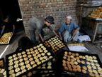 पाकिस्तानपासून सीरियापर्यंत सुरु आहे ईदची तयारी, पाहा PHOTOS|विदेश,International - Divya Marathi