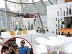 187 फुटांवर आयफेल टॉवरमध्ये बांधले अपार्टमेंट, असा आहे थाट|विदेश,International - Divya Marathi
