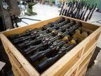 येथे तयार होते धोकादायक रायफल AK-47, पाहा फॅक्टरीचे आतील PHOTOS|विदेश,International - Divya Marathi