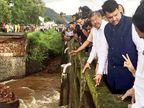 महाड पूल दुर्घटना: 63 तासांच्या शोधानंंतर सापडला वाहून गेलेल्या तवेराच्या कॅरिअरचा भाग मुंबई,Mumbai - Divya Marathi