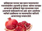 रक्ताची कमतरता दूर करते डाळिंब; जाणून घ्या, इतर 9 फायदे| - Divya Marathi