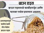 वजन वाढवण्यासाठी ही आहे योग्य वातावरण, फक्त महिनाभर खा हे 12 पदार्थ...|जीवन मंत्र,Jeevan Mantra - Divya Marathi