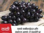 गोरे होण्यासाठी खा हे काळे पदार्थ, 9 Black Foods चे फायदे... जीवन मंत्र,Jeevan Mantra - Divya Marathi