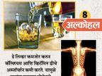 तुमच्या हाडांना कमजोर बनवत आहेत हे 8 पदार्थ, तुम्हाला माहित आहे का?|जीवन मंत्र,Jeevan Mantra - Divya Marathi