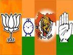 निवडणूक विश्लेषण : आधी भांडले, मग एकत्र आले तरीही युतीने राखली सत्ता; मनसेची मात्र निष्प्रभता|ओरिजनल,DvM Originals - Divya Marathi