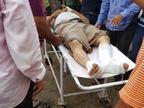 पावसामुळे कोसळला रामकथेचा मंडप, वीजेचा झटका लागून 12 जणांचा मृत्यू; 24 जण गंभीर देश,National - Divya Marathi
