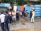 नवी मुंबईत तिहेरी हत्याकांड; भंगाराच्या गोदामात झोपलेल्या तीन कामगारांचा निर्घृण खून, पैशांच्या वादातून हत्या झाल्याचा पोलिसांना संशय|मुंबई,Mumbai - Divya Marathi