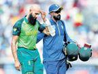 लढतीत डोक्यावर मार लागल्यास राखीव खेळाडूचा होऊ शकतो समावेश; अॅशेसपासून नवा नियम शक्य|क्रिकेट,Cricket - Divya Marathi