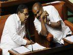 कर्नाटक : कुमारस्वामी सरकारची आज बहुमत चाचणी; १६ आमदार सभागृहात न आल्यास सरकार गडगडणार देश,National - Divya Marathi