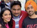 कॉमेडी एलिमेंट्ससोबतच इमोशनल स्टोरी आहे 'गुड न्यूज', दिलजीत आणि कियाराच्या अवतीभोवती फिरणारी आहे कथा| - Divya Marathi