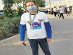 8 महिन्यांपूर्वी झाले होते हार्ट ट्रांसप्लँट ऑपरेशन, आता 56 मिनीटात पूर्ण केली 5 किलोमीटर मॅरेथॉन| - Divya Marathi