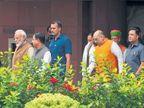 भाजपच्या खासदारांसाठी माेदींचा वर्ग; उपस्थित राहण्याचे आदेश, नवीन सदस्यांना संसदीय जबाबदारीची जाणीव करून देण्याचा उद्देश|देश,National - Divya Marathi