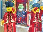 बार्बी डॉलला लेगो टॉयने टाकले मागे, प्लास्टिक ब्रिक्सच्या खेळण्यांची मागणी मागच्या दोन वर्षांत वाढली| - Divya Marathi