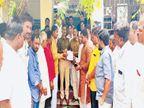 ऑपरेशननंतर राहिला पोटात कापसाचा बोळा, महिलेचा मृत्यू, गंगापूरचे डाॅ. ठवाळ निलंबित|औरंगाबाद,Aurangabad - Divya Marathi
