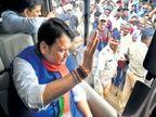 MahaElection : सहा दिवसांत ३५ सभा, पाच रोड शो, चाळीस मतदारसंघांतून मुख्यमंत्र्यांची प्रचारात आघाडी  - Divya Marathi