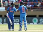 वेस्ट इंडीजविरोधात भारताचा मालिका विजय| - Divya Marathi