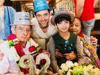 ऋतिक रोशनचे आजोबा निर्माता, दिग्दर्शक जे ओमप्रकाश यांचे वृद्धापकाळाने निधन, वयाच्या 92 व्या वर्षी घेतला अखेरचा श्वास| - Divya Marathi