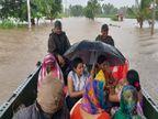 कोल्हापुर-सांगलीत महापूर; 53 हजार लोकांना सुरक्षित स्थळी हलवण्यात आले, नौसेना आणि एनडीआरएफचे युद्धपातळीवर बचावकार्य सुरू|सोलापूर,Solapur - Divya Marathi