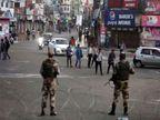Ground Report : श्रीनगरमध्ये  दुकाने उघडली, रस्त्यांवरही वर्दळ सुरु| - Divya Marathi