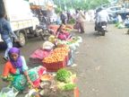 टमाट्यांचे भाव दुप्पट, तर भाज्यांचे भाव तीन पट वाढले, सांगलीवासीयांना महागाईचा महापूर असह्य|सोलापूर,Solapur - Divya Marathi