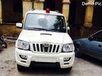 प्रवासी समजून वाटमारीसाठी अडवली पोलिसांची जीप; बचावासाठी दुचाकी चोरीला गेल्याचा बनाव| - Divya Marathi
