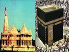 अयोध्या वाद : मुस्लिम समाजासाठी जसे मक्का, तशी हिंदूंसाठी अयोध्या पवित्र; रामलल्ला विराजमानच्या वकिलांचा युक्तिवाद| - Divya Marathi