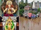 लालबागचा राजा सार्वजनिक गणेशोत्सव मंडळाने पुरग्रस्तांच्या मदतीसाठी  दिले 25 लाख रुपये|मुंबई,Mumbai - Divya Marathi