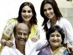 रजनीकांत यांनी चित्रपट सृष्टीमध्ये पूर्ण केली 44 वर्षे, सोशल मीडियावर ट्रेंड झाले 'रजनीझम'  - Divya Marathi