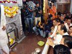 राष्ट्रवादीच्या शिवस्वराज्य यात्रेला आजपासून पैठण येथून पुन्हा सुरुवात; राज्यातील पुरपरिस्थितीमुळे तुर्तास स्थगित केली होती यात्रा| - Divya Marathi