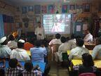 मोहोळ तालुक्यातील जिल्हा परिषद शाळेचा कर्नाटकात डंका, विद्यार्थ्यांची गुणवत्ता आणि शाळा पाहण्यासाठी राज्यातील शिक्षक व शाळा व्यवस्थापन समिती पालकांच्या भेटीला सोलापूर,Solapur - Divya Marathi