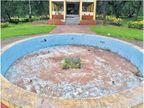 रामसृष्टी उद्यानाचे दुर्दैवाचे दशावतार कायम, दुरुस्तीला लागेना मुहूर्त; पर्यटकांसह नागरिकांनी फिरवली पाठ|नाशिक,Nashik - Divya Marathi