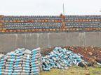 अमरावतीच्या वकिलाने केली कमाल, 15 हजार प्लास्टिकच्या बाटल्यांपासून साकारले 'इकॉनॉमिकल इको-फ्रेंडली होम'|अमरावती,Amravati - Divya Marathi