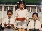 तापसीने शेअर केला बालपणीचा फोटो, अनुराग कश्यपने फिरकी घेत लिहिले - 'चला एक तरी अवॉर्ड मिळाला'| - Divya Marathi