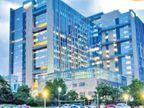 अॅमेझाॅनची अमेरिकेबाहेरची सर्वात माेठी इमारत हैदराबादमध्ये  - Divya Marathi