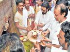 MahaElection : भाजप सरकारच्या काळातच राज्यातील सर्वाधिक शेतकरी भगिनी विधवा झाल्या; अजित पवारांचा आराेप| - Divya Marathi