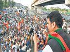 MahaElection : महत्त्वाचे नेते भाजपसोबत, लढायचं कोणासोबत हाच प्रश्न : मुख्यमंत्री जळगाव,Jalgaon - Divya Marathi