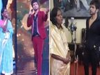 फर्स्ट ब्रेक :रेल्वे स्टेशनवर गाणे म्हणून आपले पोट भरणाऱ्या राणूचे नशीब उजळले, हिमेश रेशमियासाठी रेकॉर्ड केले गाणे| - Divya Marathi