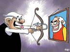 नरेंद्र मोदींना खलनायक ठरवण्याने आपले नुकसानच अधिक; चांगल्या कामाचा गौरवही व्हायला हवा : काँग्रेस नेत्यांचा सल्ला| - Divya Marathi