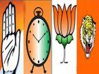 MahaElection :२० वर्षांत भाजपची मते ३२%, आमदार दुपटीपेक्षाही जास्त वाढले; दाेन्ही काँग्रेसची मते मात्र १५% घटली  - Divya Marathi