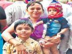 वर्ध्यात 2 मुलांना गळफास देत आईची आत्महत्या, आत्महत्येचे कारण अद्याप कळालेले नाही अमरावती,Amravati - Divya Marathi