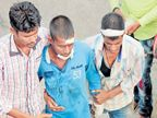 पांढुर्ण्याच्या ऐतिहसिक गोटमारीत ४५५ जण जखमी; ४ जण गंभीर| - Divya Marathi