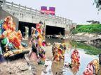 दिव्यमराठी अभियान : श्रद्धेचा सन्मान व्हावा यासाठी आपल्या घरी मातीच्या गणेशाची करा स्थापना|औरंगाबाद,Aurangabad - Divya Marathi
